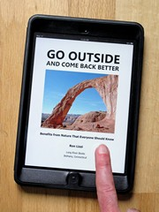 Go Outside and Come Back Better on iPad