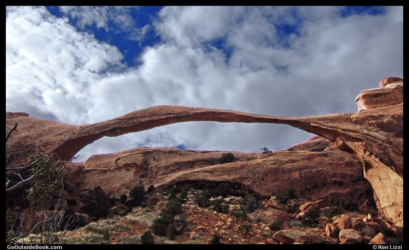 Landscape Arch - Arches National Park