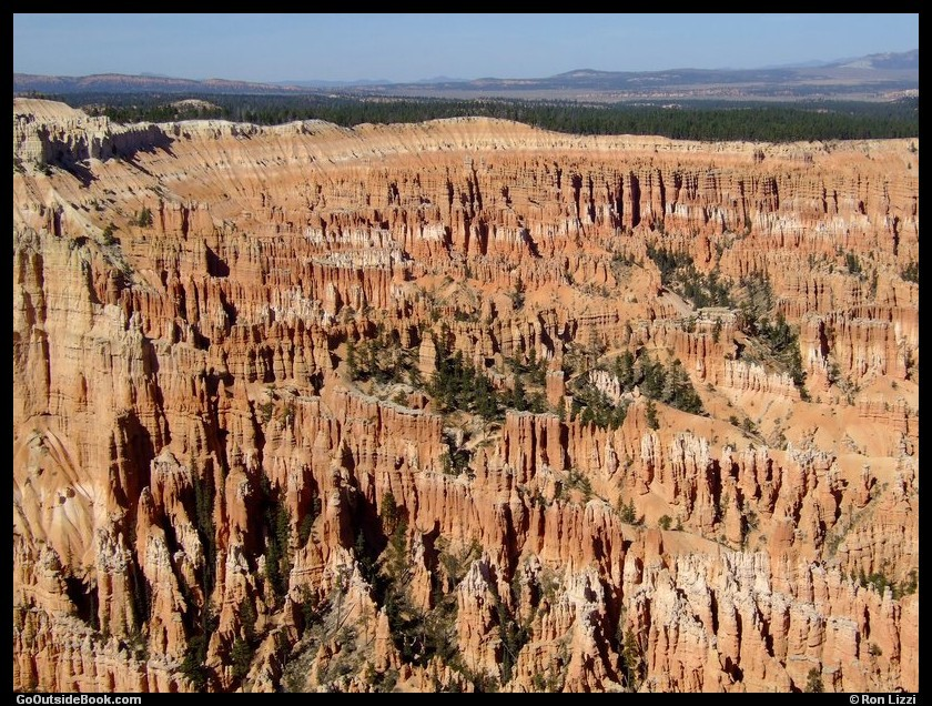 Bryce Amphitheater viewed from Bryce Point