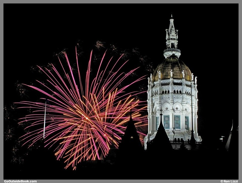 First Night Hartford 2016 Fireworks 1