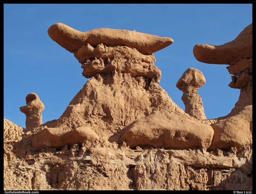Goblin Valley - Anvil Goblin