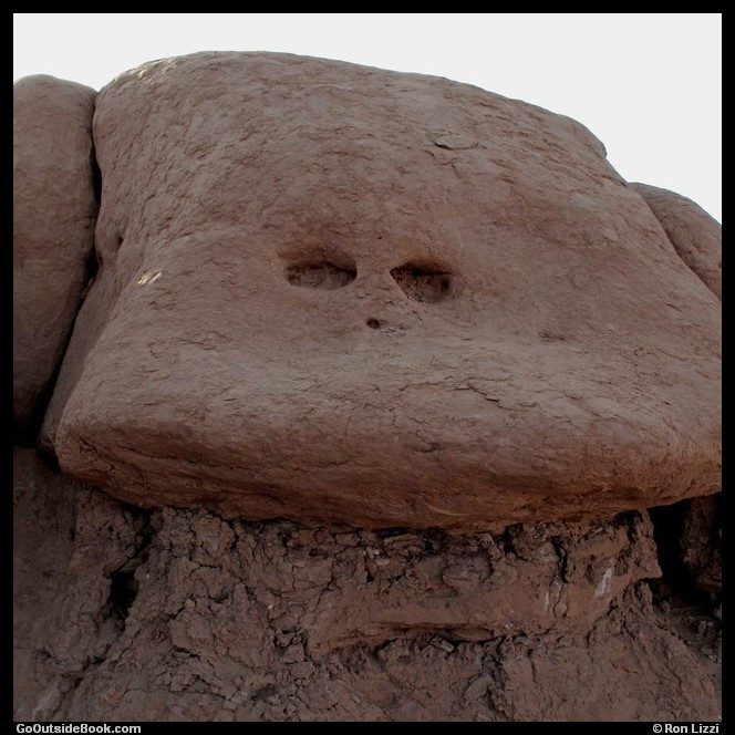 Goblin Valley - Goblin with Face