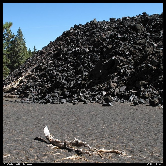 Cinder Cone Trail 1 - Lassen Volcanic National Park, California