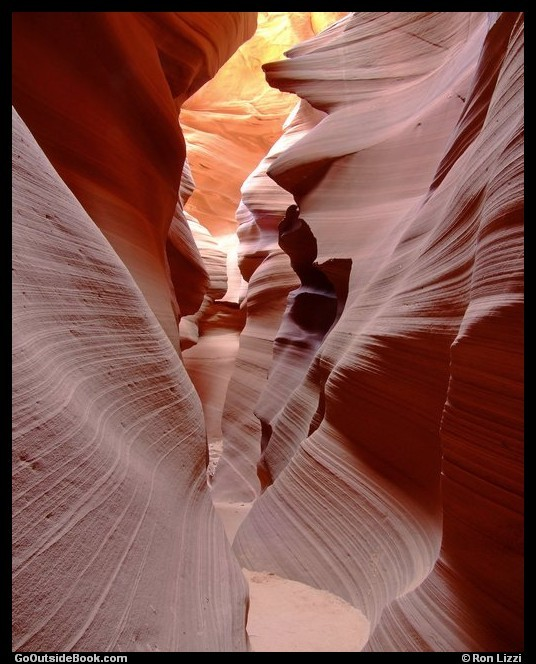 Lower Antelope Canyon 2 - Lake Powell Navajo Tribal Park, Arizona
