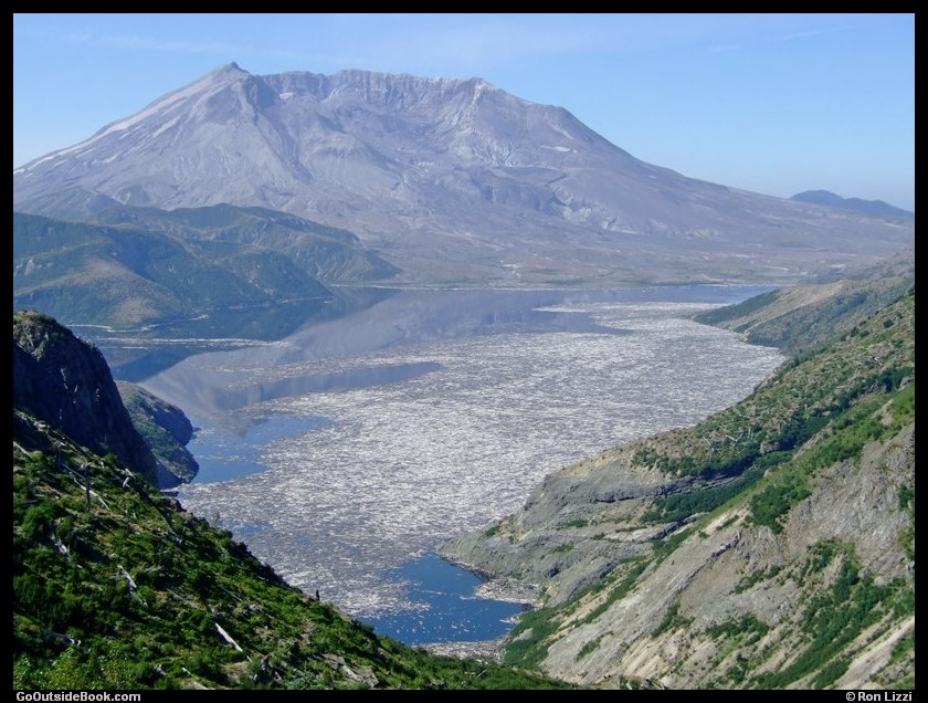 Independence Pass Trail 5 - Mount St. Helens