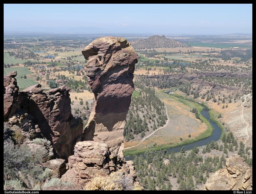 Monkey Face - Smith Rock State Park, Oregon
